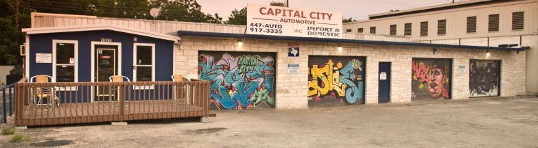 Capital City Auto >> Trustworthy Mechanics And Pre Owned Vehicles In Austin Texas